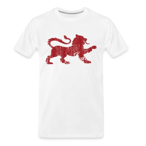 The Lion of Judah - Men's Premium Organic T-Shirt