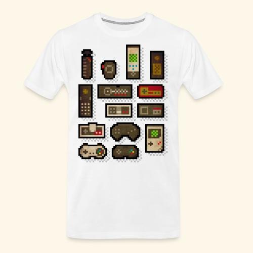 pixelcontrol - Men's Premium Organic T-Shirt