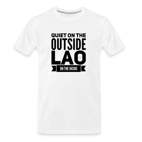 Quiet - Men's Premium Organic T-Shirt