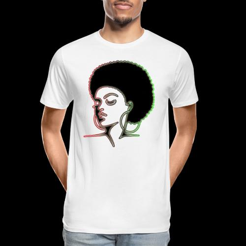 Afrolady - Men's Premium Organic T-Shirt
