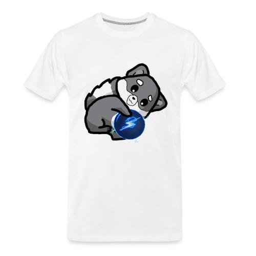 Eluketric's Zapp - Men's Premium Organic T-Shirt