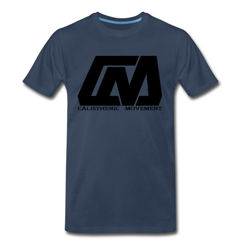 Cali Move Front black women - Men's Premium Organic T-Shirt