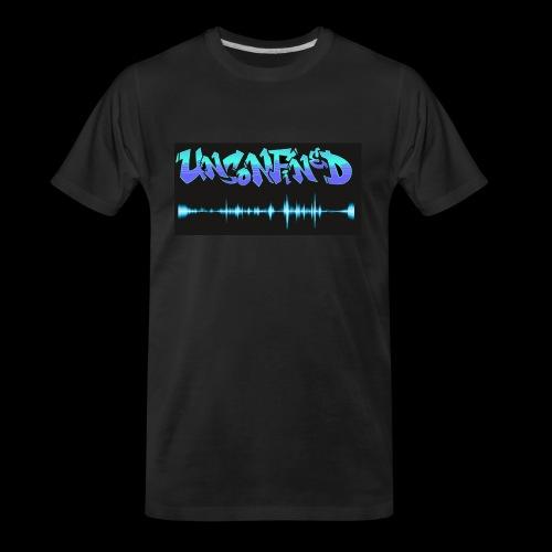 unconfined design1 - Men's Premium Organic T-Shirt