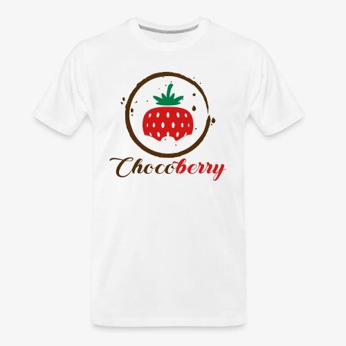 Chocoberry - Men's Premium Organic T-Shirt