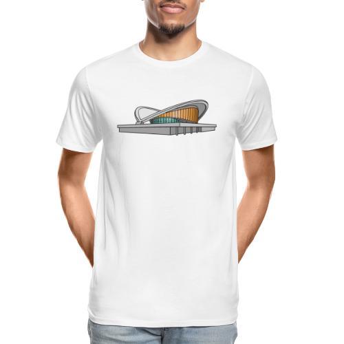 Congress Hall BERLIN - Men's Premium Organic T-Shirt