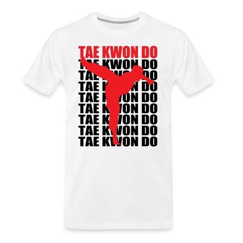 Tae Kwon Do - Men's Premium Organic T-Shirt