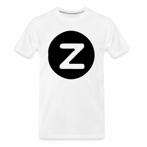 z logo - Men's Premium Organic T-Shirt