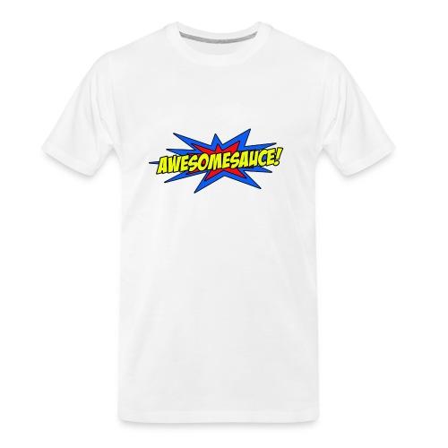 Awesomesauce - Men's Premium Organic T-Shirt