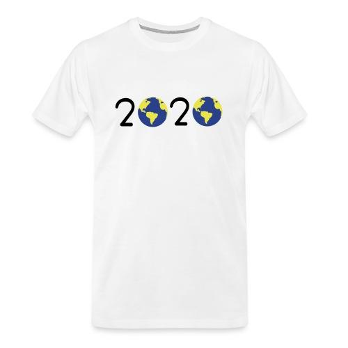 2020 earth day - Men's Premium Organic T-Shirt