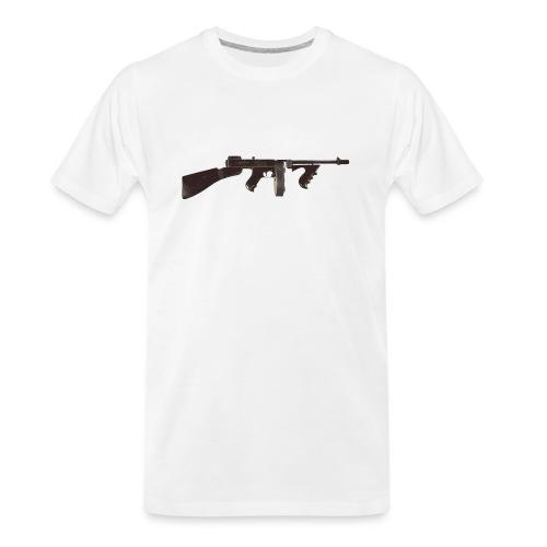 Tommy Gun - Men's Premium Organic T-Shirt