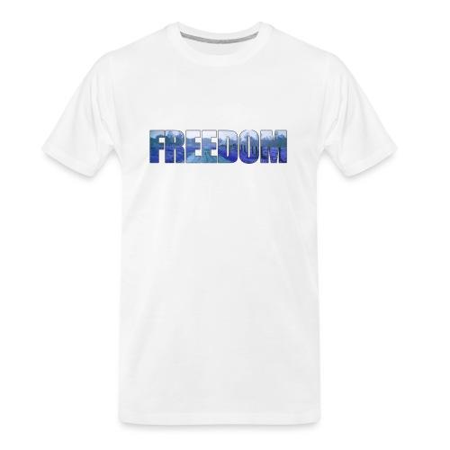 Freedom Photography Style - Men's Premium Organic T-Shirt