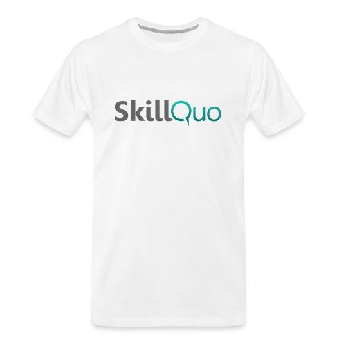 SkillQuo - Men's Premium Organic T-Shirt