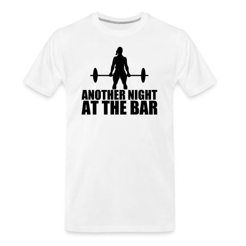 Another Night at the Bar - Men's Premium Organic T-Shirt