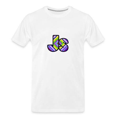 JsClanLogo2 - Men's Premium Organic T-Shirt