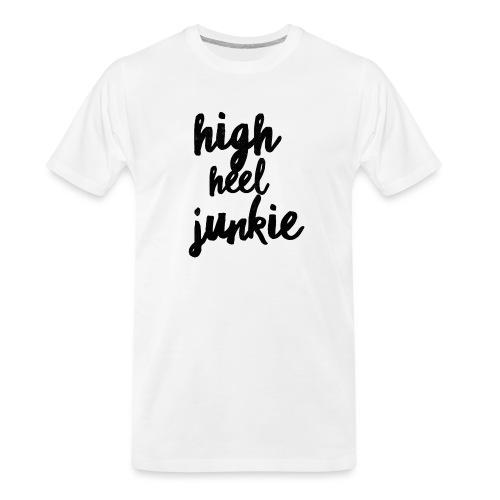PolkaDotHHJ - Men's Premium Organic T-Shirt