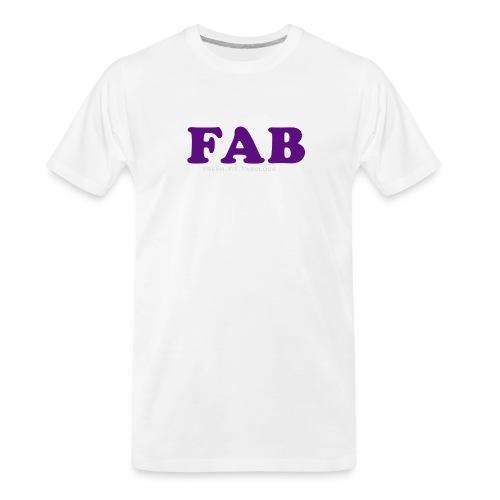 FAB Tank - Men's Premium Organic T-Shirt