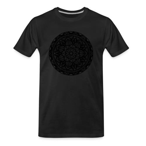 Circle No.2 - Men's Premium Organic T-Shirt