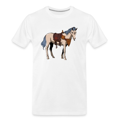 Useless the Horse png - Men's Premium Organic T-Shirt