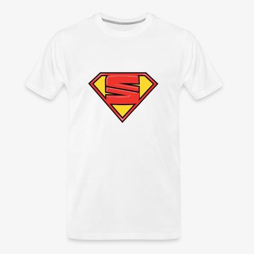 super seat - Men's Premium Organic T-Shirt