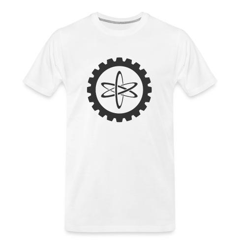 Steampunk Atheist - Men's Premium Organic T-Shirt