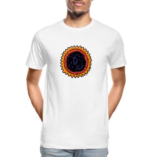Sunflower in the Morning - Men's Premium Organic T-Shirt