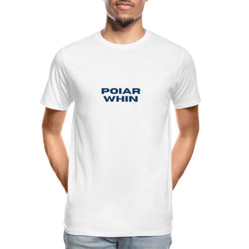 PoIarwhin Updated - Men's Premium Organic T-Shirt