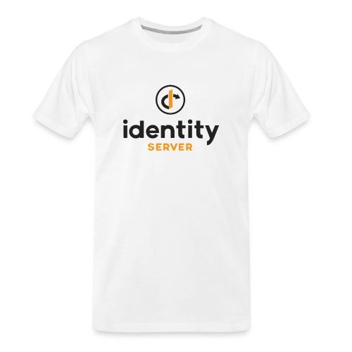 Idenity Server Mug - Men's Premium Organic T-Shirt