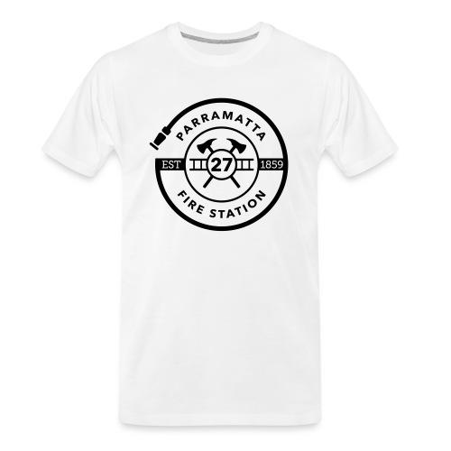 Parramatta Fire Station - Men's Premium Organic T-Shirt
