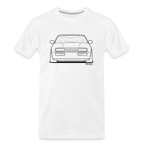 Wolfsburg Rado Outline - Men's Premium Organic T-Shirt