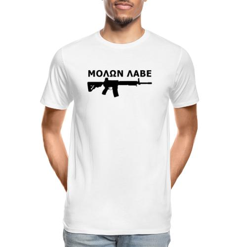 MOLON LABE - Men's Premium Organic T-Shirt