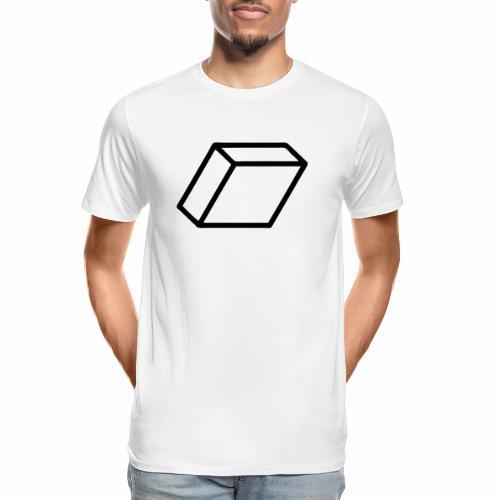rhombus3 ai - Men's Premium Organic T-Shirt