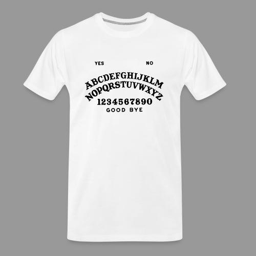 Talking Board - Men's Premium Organic T-Shirt
