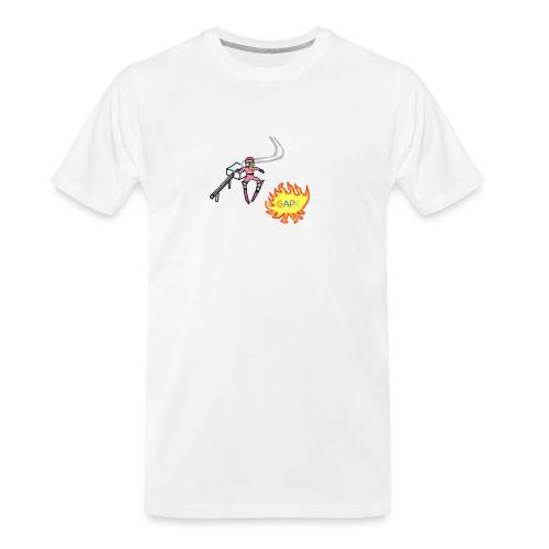 Gape Tee - Men's Premium Organic T-Shirt