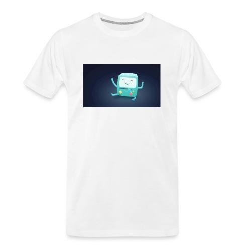 Cool Apparel - Men's Premium Organic T-Shirt