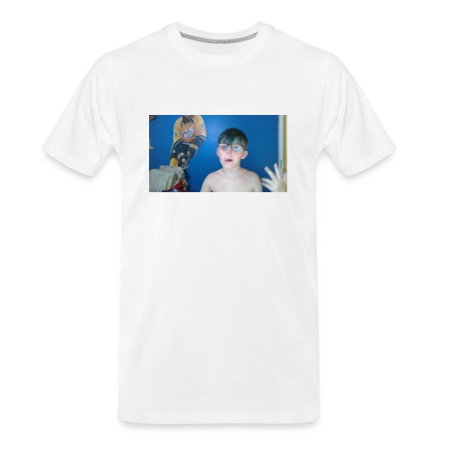 WIN 20180418 19 50 13 Pro - Men's Premium Organic T-Shirt