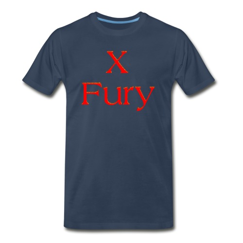X Fury - Men's Premium Organic T-Shirt
