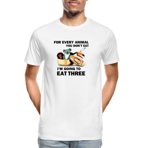 Every Animal Maddox T-Shirts - Men's Premium Organic T-Shirt