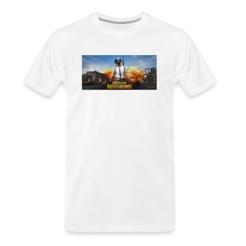 pubg 1 - Men's Premium Organic T-Shirt