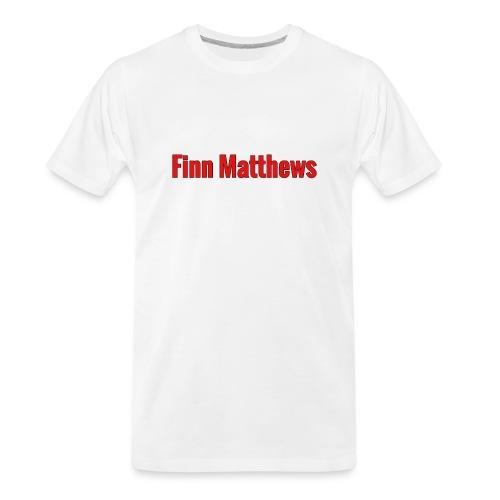 FM Logo - Men's Premium Organic T-Shirt
