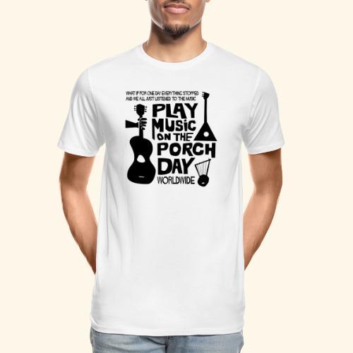 FINALPMOTPD_SHIRT1 - Men's Premium Organic T-Shirt