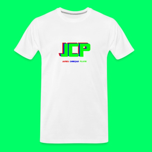 James Christian Plays! Original Set - Men's Premium Organic T-Shirt