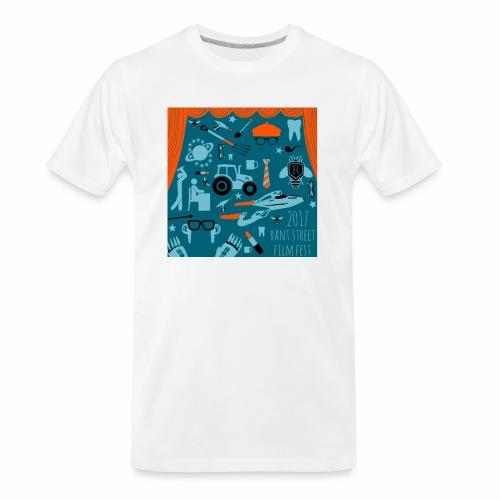 Rant Street Swag - Men's Premium Organic T-Shirt