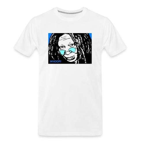 WHOOPI - Men's Premium Organic T-Shirt