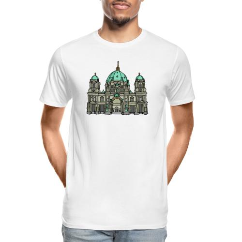 Berlin Cathedral - Men's Premium Organic T-Shirt