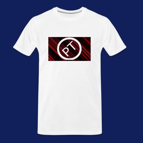 Pallavitube wear - Men's Premium Organic T-Shirt