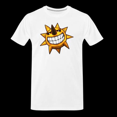 Soul Eater Sun - Men's Premium Organic T-Shirt