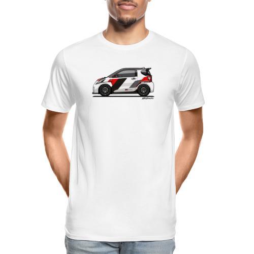 Toyota Scion GRMN iQ Concept - Men's Premium Organic T-Shirt