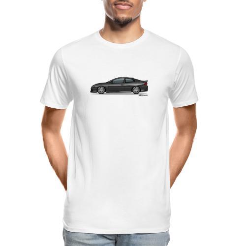 Holden Monaro HSV GTO (V2) Black - Men's Premium Organic T-Shirt