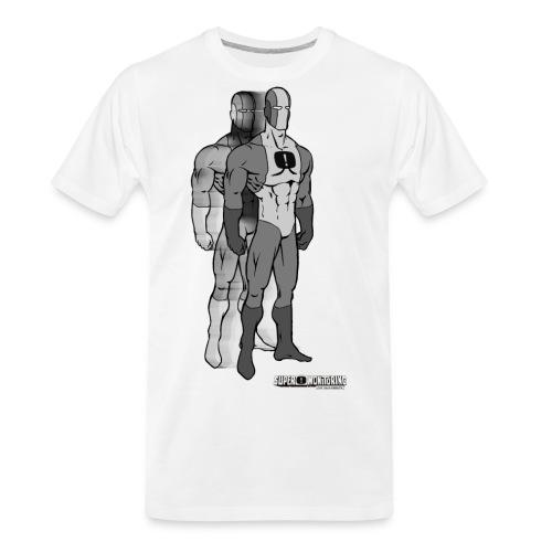 Superhero 9 - Men's Premium Organic T-Shirt