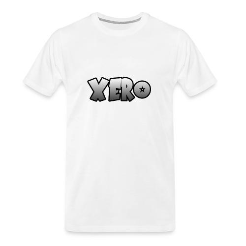 Xero (No Character) - Men's Premium Organic T-Shirt